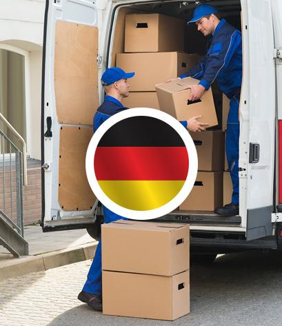 przeprowadzki do Niemiec